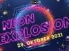 Karaoke zur Neonparty am Samstag, den 23.10.2021 im Club Stellwerk Halle