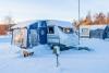 Wintercamping: Kuschelig im Caravan