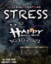 Happy Halloween KleinKunstbar Stress